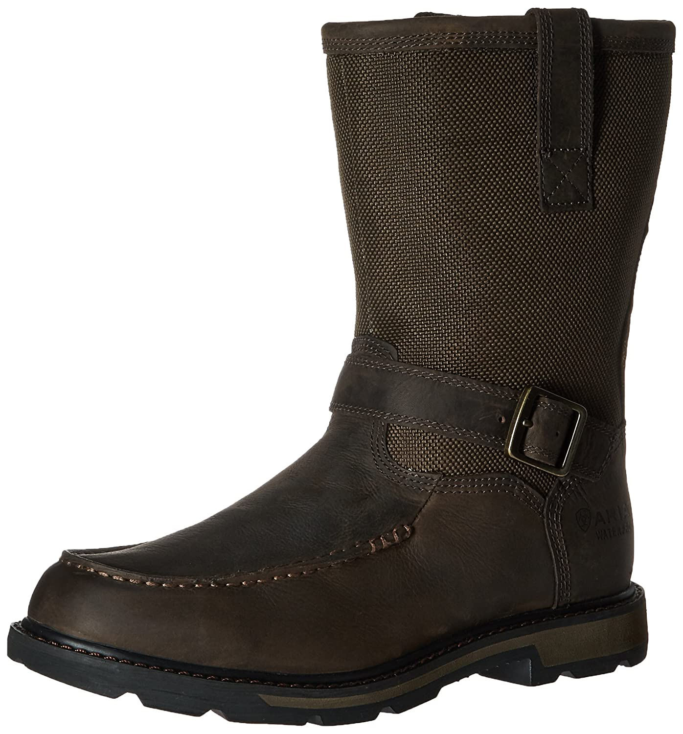 Ariat メンズ B013TCO7X6  Dark Brown/Dark Olive Cordura 11 2E US