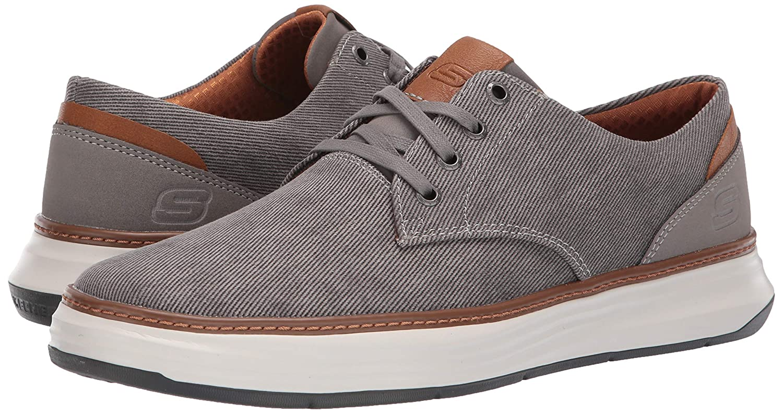 45bc0f9f46 Skechers Men's Moreno- EDERSON Fashion Sneakers: Amazon.ca: Shoes & Handbags