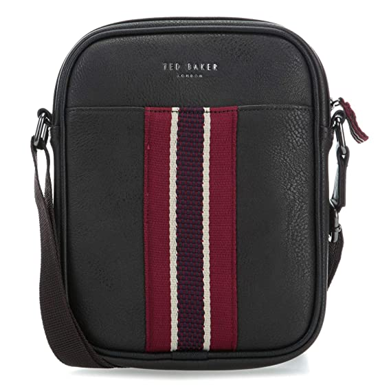 2aba578025ee Ted Baker Boxet Cross Body Bag chocolate  Amazon.co.uk  Clothing