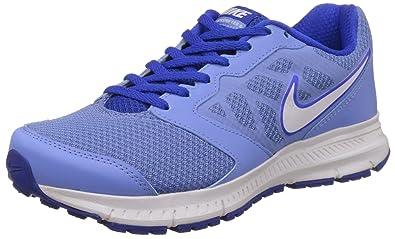 Nike Women s Downshifter 6 MSL Blue Running Shoes - 3 UK India (36 EU a5bd99a77