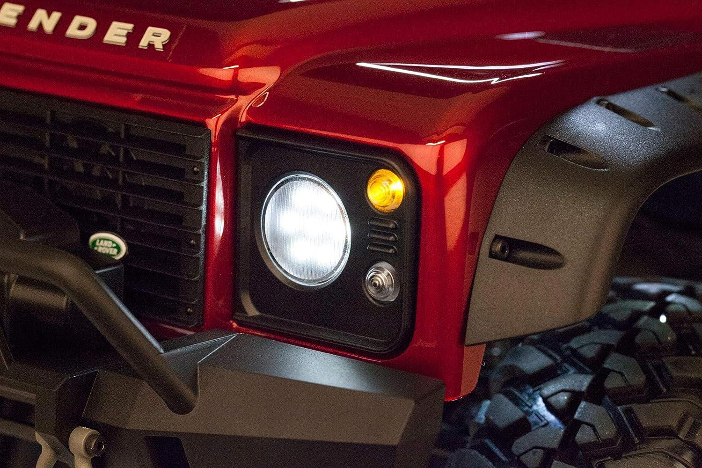 TRAXXAS LED headlight/tail light kit for TRX-4 Land Rover (TRX8027)