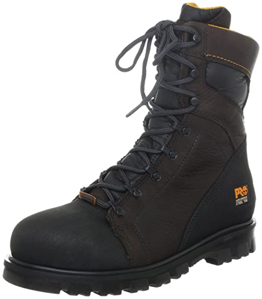 : Timberland PRO Men's Rigmaster Steel Toe 8 Waterproof Work Boot: Shoes
