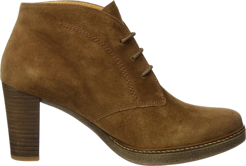 Gabor Shoes 55.750 Damen Kurzschaft Stiefel Braun Ranch 14