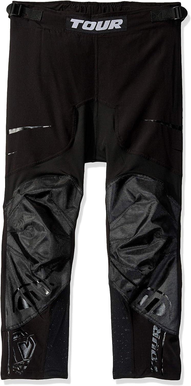 Tour Hockey HPY54BK-L Youth Spartan XTR Hockey Pants, Large : Sports & Outdoors