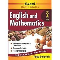 Excel Basic Skills Workbook: English and Mathematics Year 2