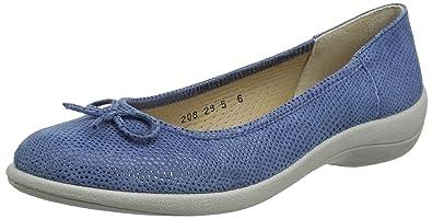 d7cb2b19fad4 Padders Women s Roxy Ballet Flats  Amazon.co.uk  Shoes   Bags