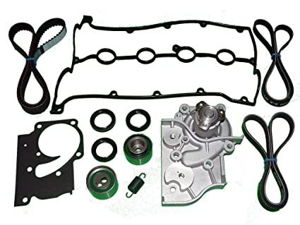 Amazon Com Tbk Timing Belt Kit Compatible With Kia Spectra 2000 To