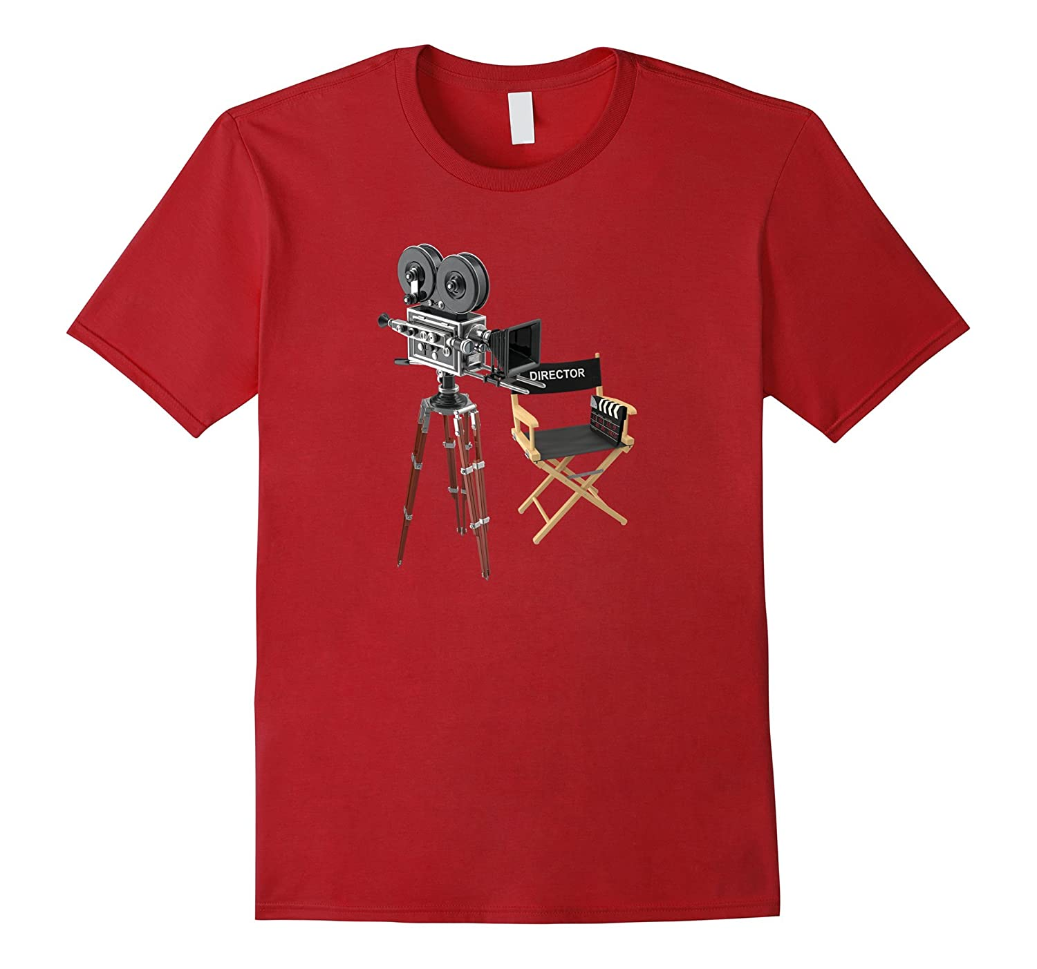 Classic Film Director T-Shirt-TH