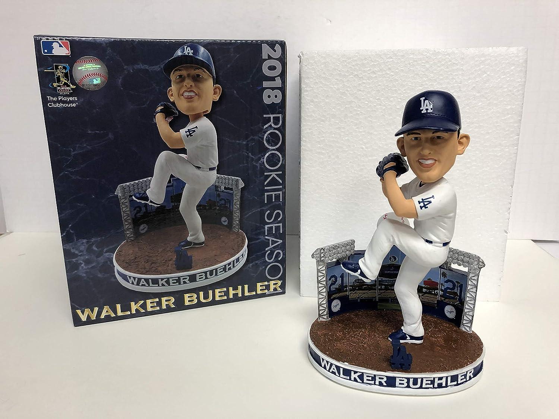 Walker Buehler 2018 Los Angeles Dodgers Rookie Season Limited Edition Bobblehead