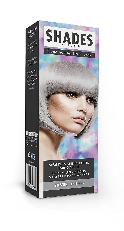 Shades Of London Shades Pastel Toner, Silver Lining Hothouse Partnerships Ltd S299.161