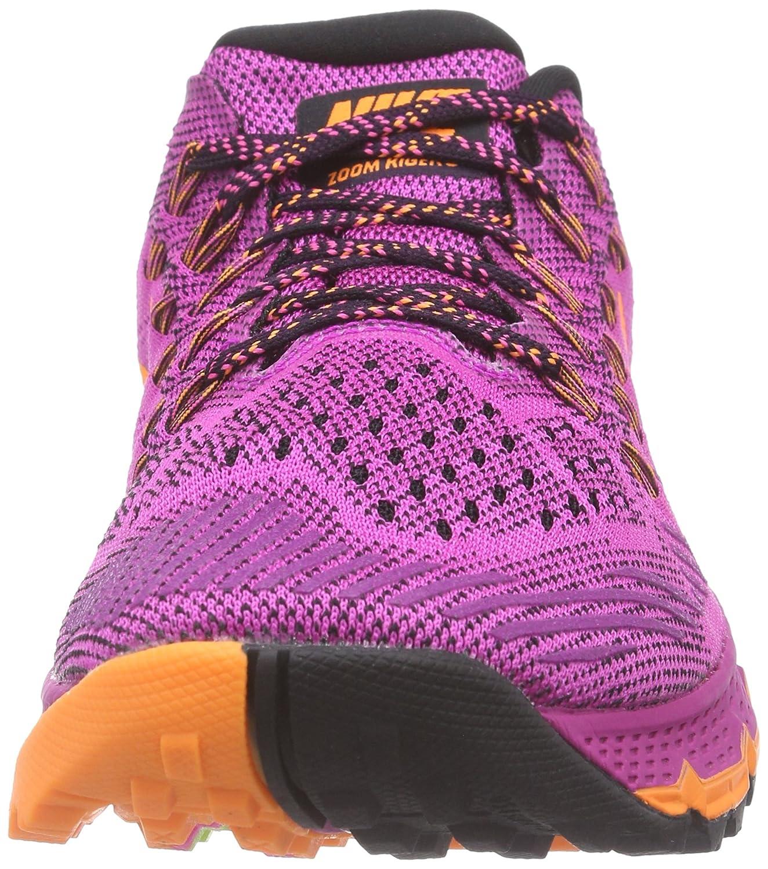 NIKE Air Zoom Terra Kiger 3 Prpl Damen Laufschuhe Pink (Fchs Flsh/Brght Ctrs-nbl Prpl 3 500) 38251e