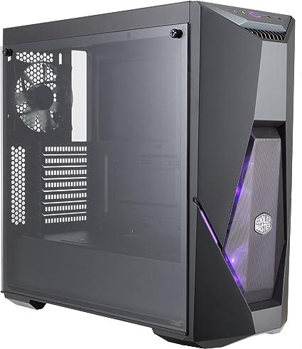 Cooler Master MasterBox K500 RGB - Caja Ordenador PC ATX con Panel ...