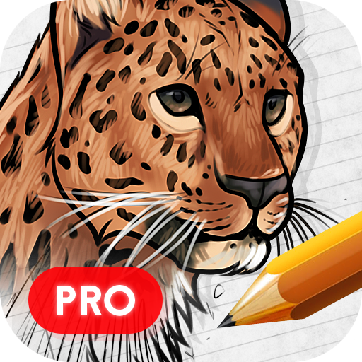 how to draw a cheetah - 5