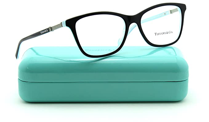 7fe1852605 Image Unavailable. Image not available for. Color  Tiffany   Co. TF 2116-B Women  Eyeglasses RX - able Frame ...