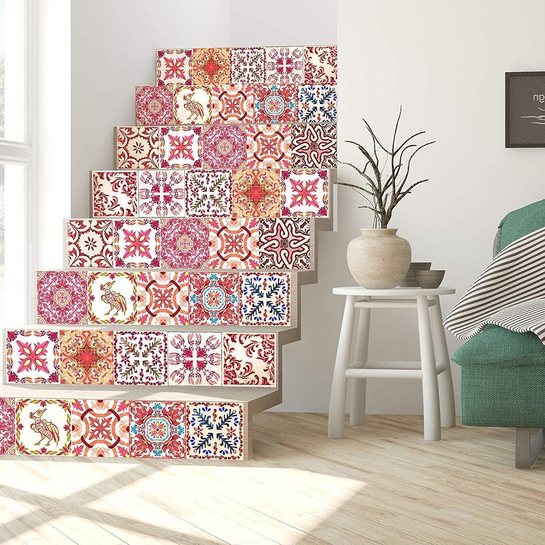 Walplus Mosaics Mirror Self-Adhesive Wall Sticker Art Home Decoration Bedroom