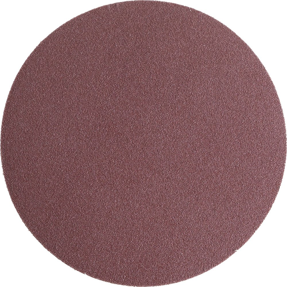 Aluminum Oxide A 5 Diameter 120 Grit PFERD 47367 Pressure Sensitive Adhesive Disc Pack of 50