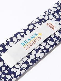 Liberty Print Cotton Tie 51-44-0080-901: Navy