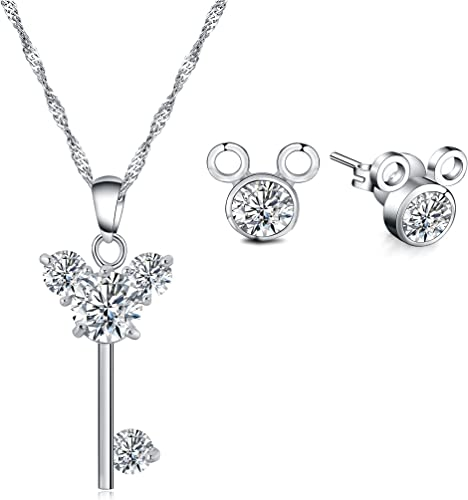 Antique Look Jewelry for Her 925 Silver Plated Highly Polished Pendant