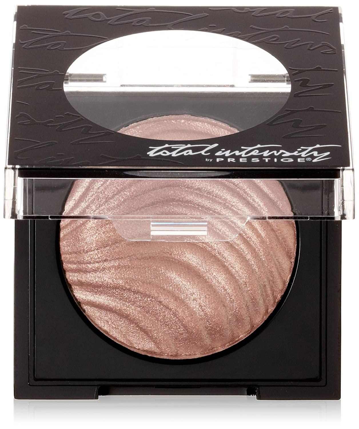Prestige Cosmetics Total Intensity Color Rush Shadow Pretty in Pink, 1 Count TIC-01
