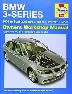 bmw 3 series e46 316i 318i 320i 323i 325i 328i 330i haynes manual rh amazon co uk bmw e30 316i owner's manual bmw 316i service manual