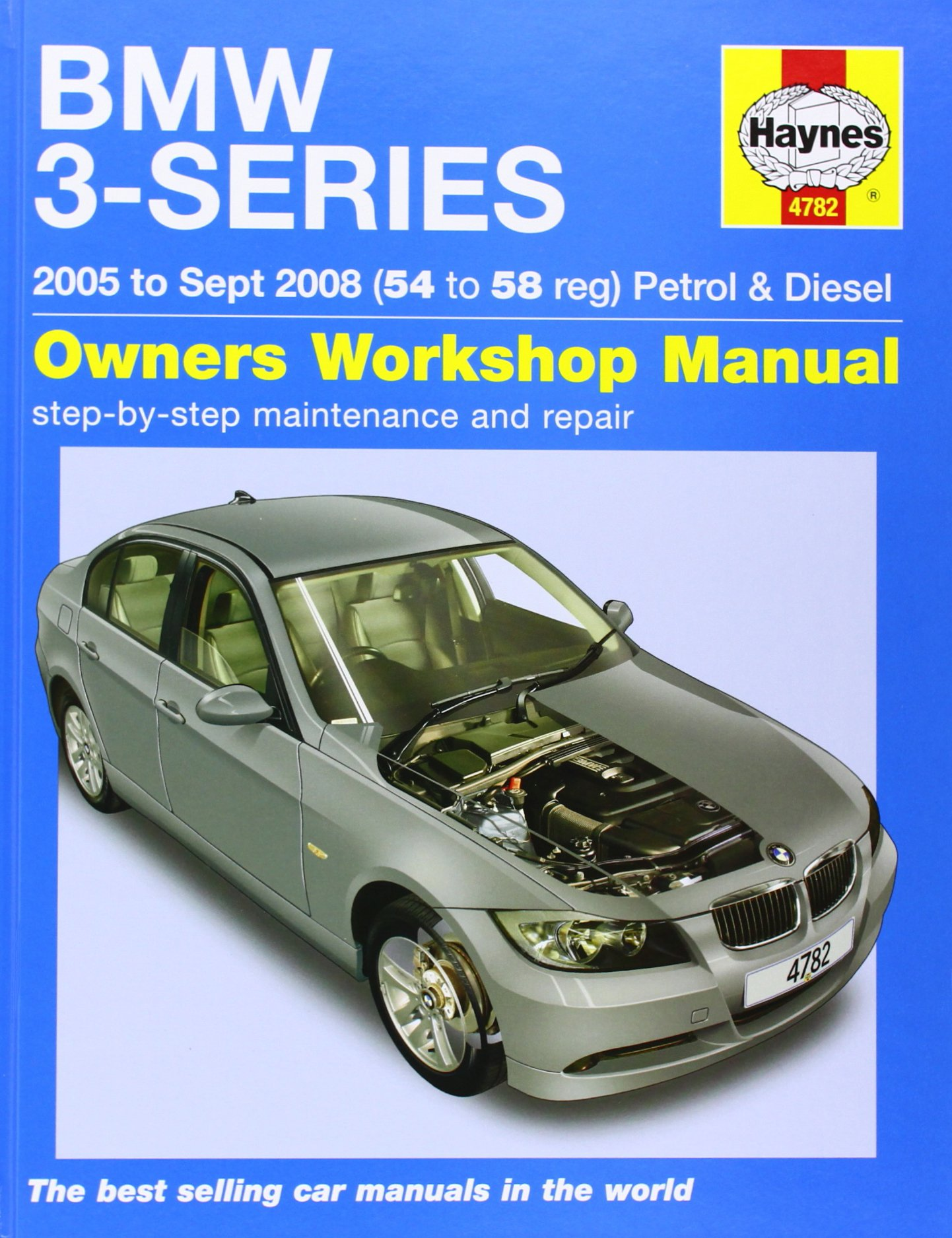 BMW 3-Series Petrol and Diesel Service and Repair Manual: 2005 to 2008 ( Service & repair manuals): Amazon.co.uk: Martynn Randall: 9781844257829:  Books