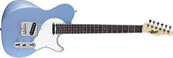 Guitarra electrica cuerpo macizo Cort CLASSIC TC BIM