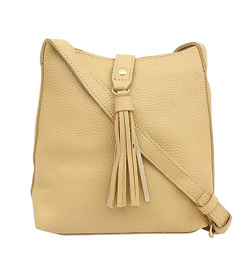 89add5b36bf Pepgirls Women s Sling Bag (Beige