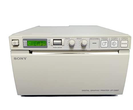 Amazon.com: Sony upd-897md Photo Impresora térmica Medical ...