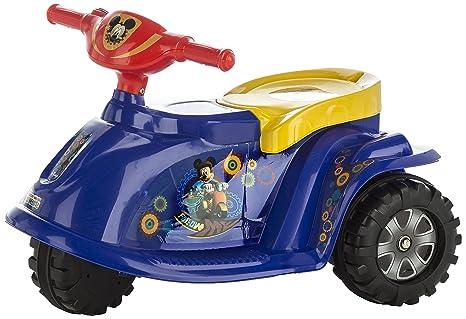 Kids & Play Disney Mickey Mouse - Trike eléctrico con ...