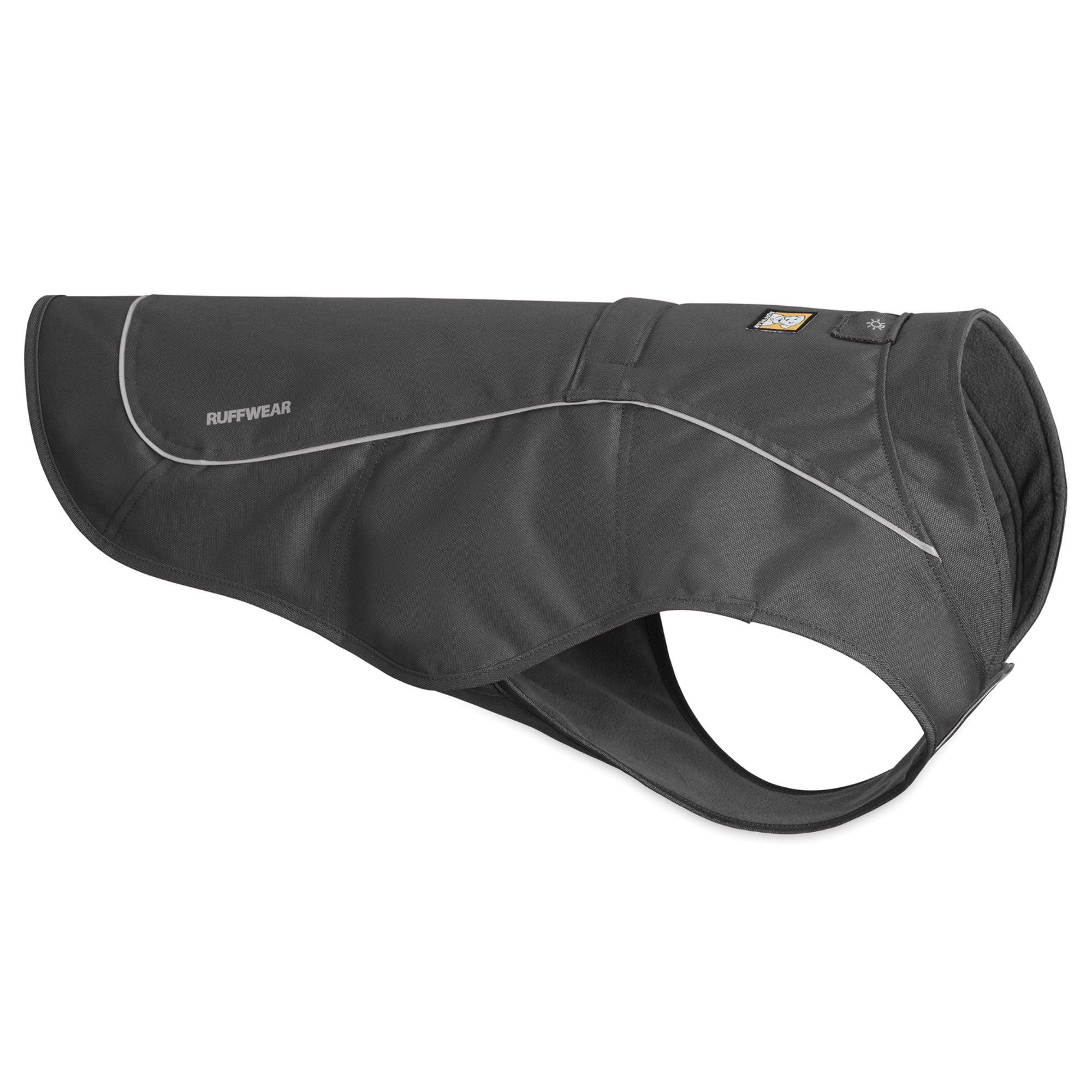 RUFFWEAR - Overcoat Insulated Dog Jacket for Cold Weather, Twilight Gray, X-Large
