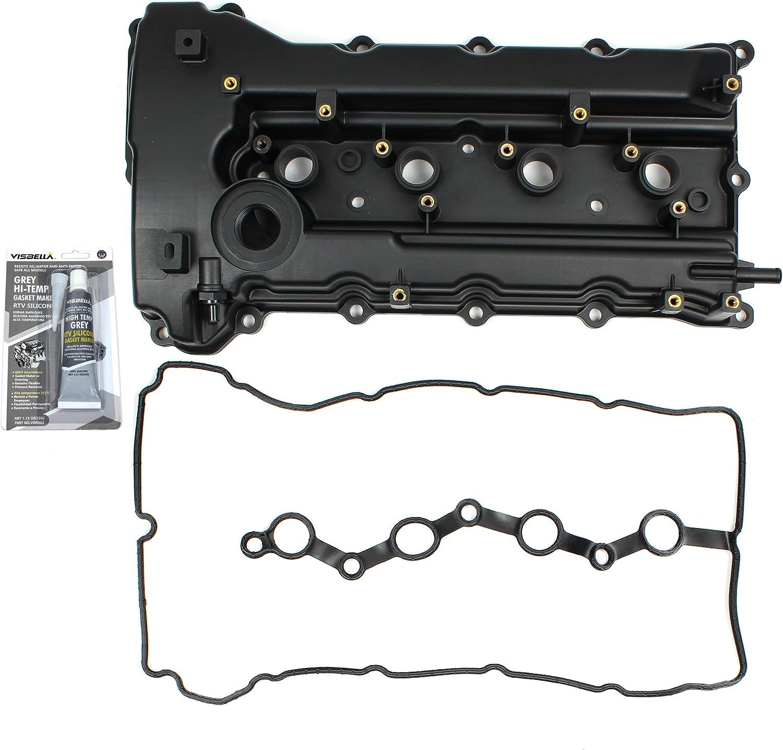 Head Gasket Set Fits 10-13 Hyundai Kia Forte Forte Koup 2.0L L4 DOHC 16v
