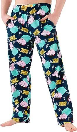 Peppa Pig Pantalones de Pijama para Hombre Papa Pig: Amazon.es: Ropa y accesorios