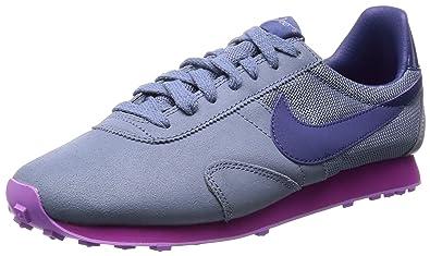 512e56cef44a80 Nike Womens Pre Montreal RCR VNTG Cool Blue Fuchsia Flash Fuchsia GL 555258-