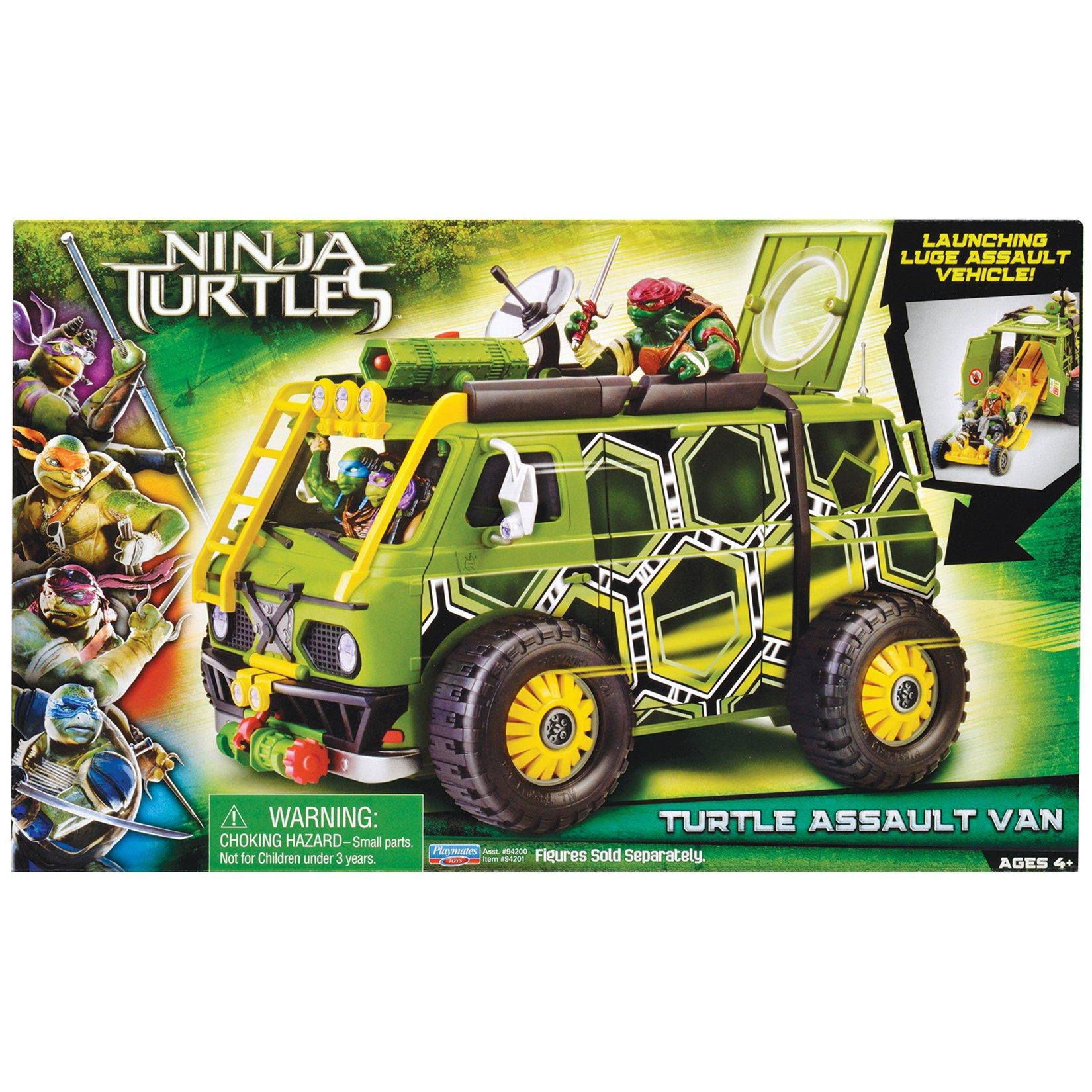 Teenage Mutant Ninja Turtles Movie Van by Nickelodeon (Image #5)