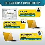 AirMat MacBook 12 inch Gold Privacy Screen Filter