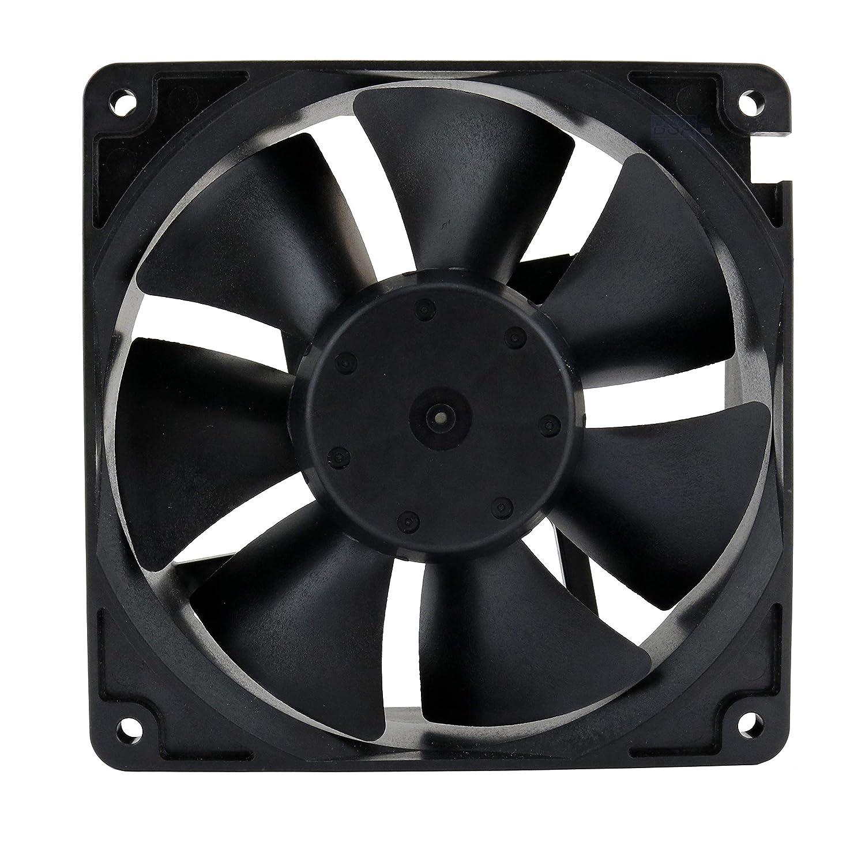 NMB-MAT Fan 5915PC-12T-B30 AC115V 35//32W 17Cm 17238 AC Frequency Axial Cooling Fan