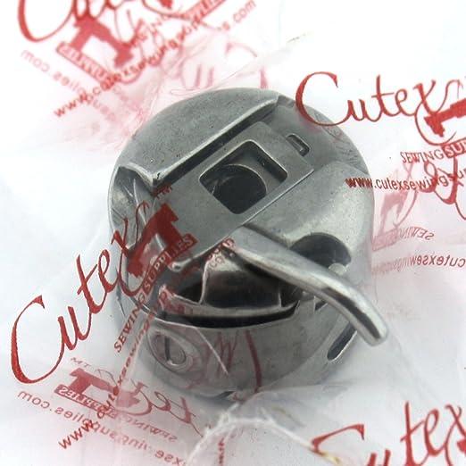 Cutex - Caja de bobina para máquina de coser Singer 15-88, 15K88 ...