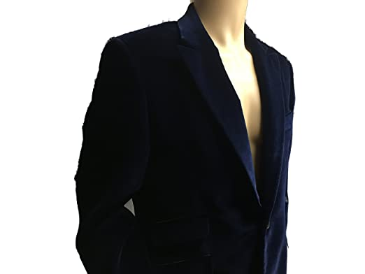 Mens Designer Sport Coats | Fer Men S Wear Designer Sports Coat Jacket Blazer Velvet Python At