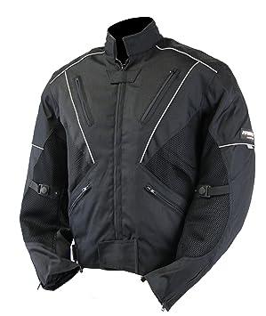 KT005 chaqueta textil Moto Quad Karno Cobra – Forro Invierno extraíble