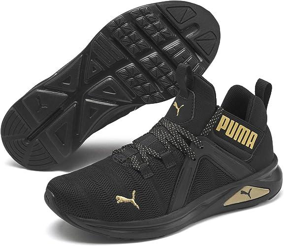 Puma Enzo 2 Metal - Zapatillas de Running para Mujer, Color Negro ...