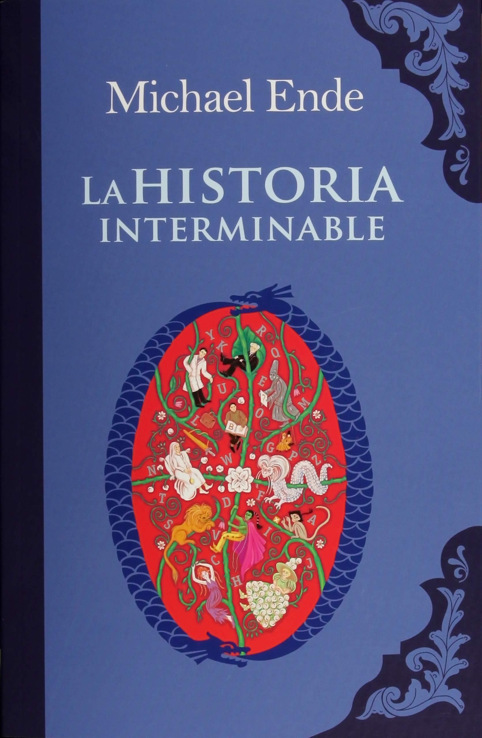 La historia interminable: Michael Ende: Amazon.com.mx: Libros