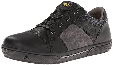 0f0b202f697 Amazon.com  KEEN Utility Men s Destin Low Steel Toe Shoe
