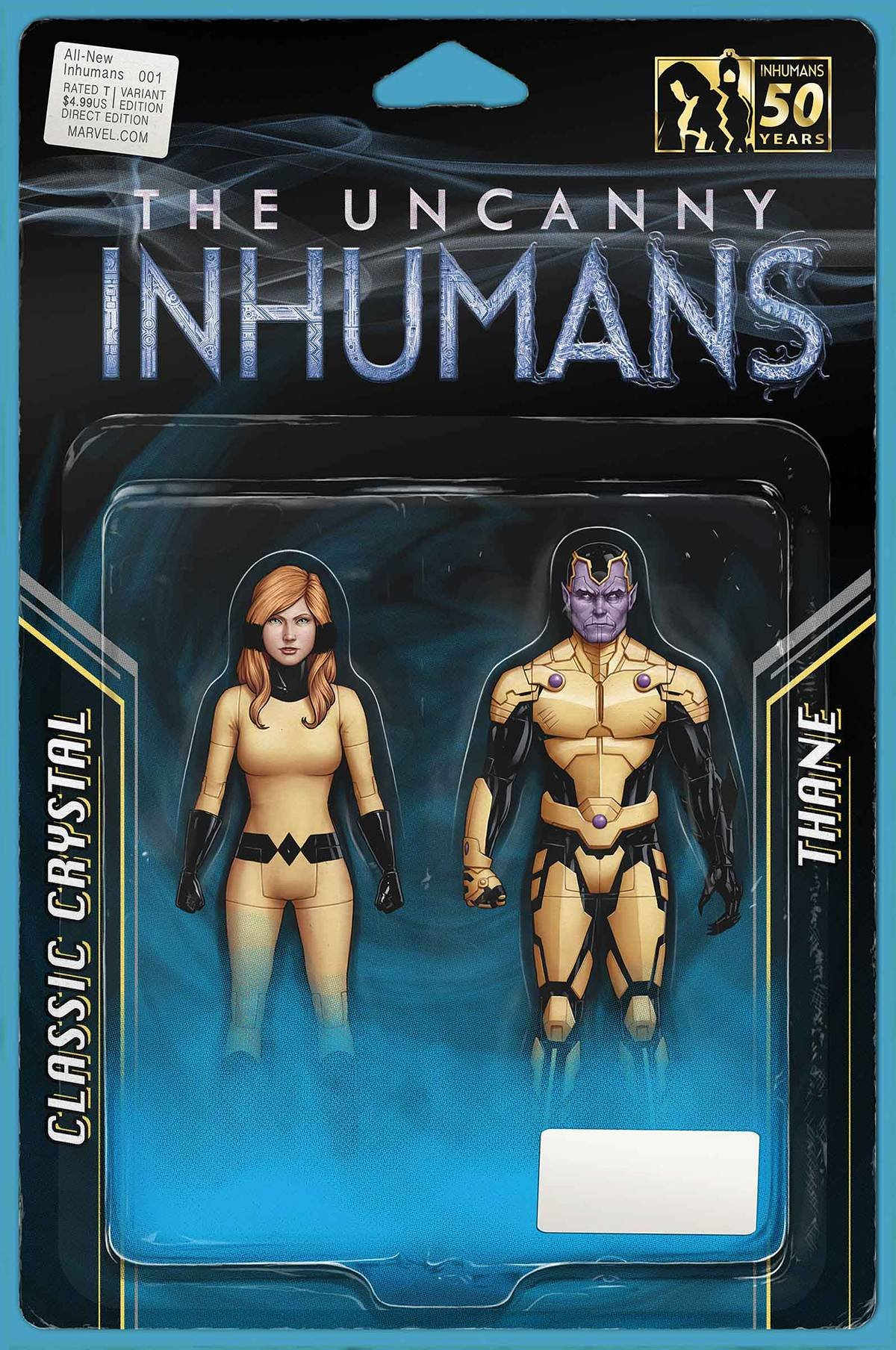 ALL NEW INHUMANS #1 ACTION FIGURE TWO PACK VAR pdf