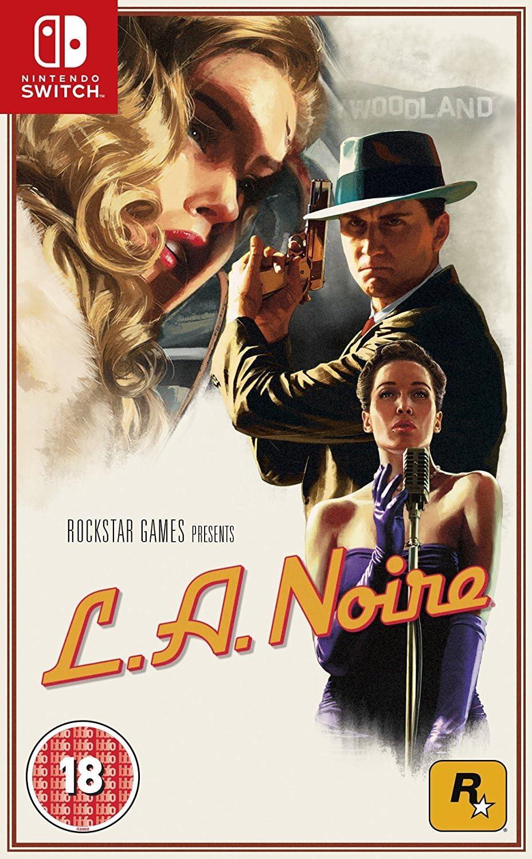 L.A. Noire - Nintendo Switch: Amazon.es: Videojuegos