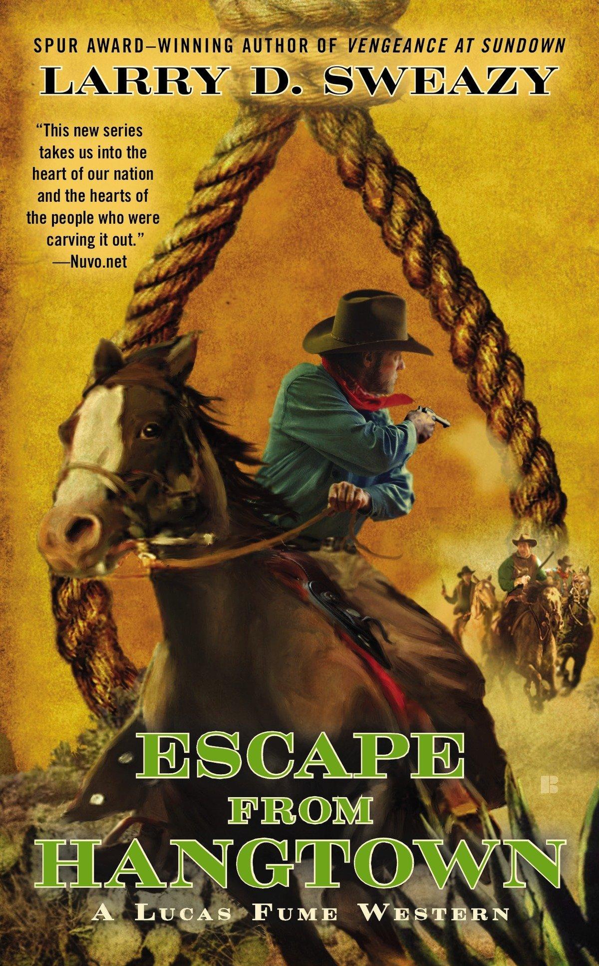 Read Online Escape from Hangtown (Lucas Fume Western) PDF
