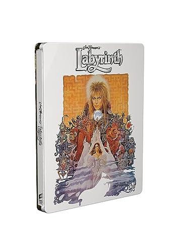 Labyrinth [Reino Unido] [Blu-ray]: Amazon.es: David Bowie ...