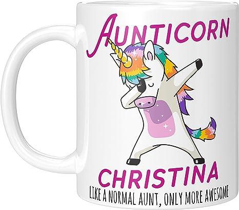 Custom Unicorn Coffee Mug