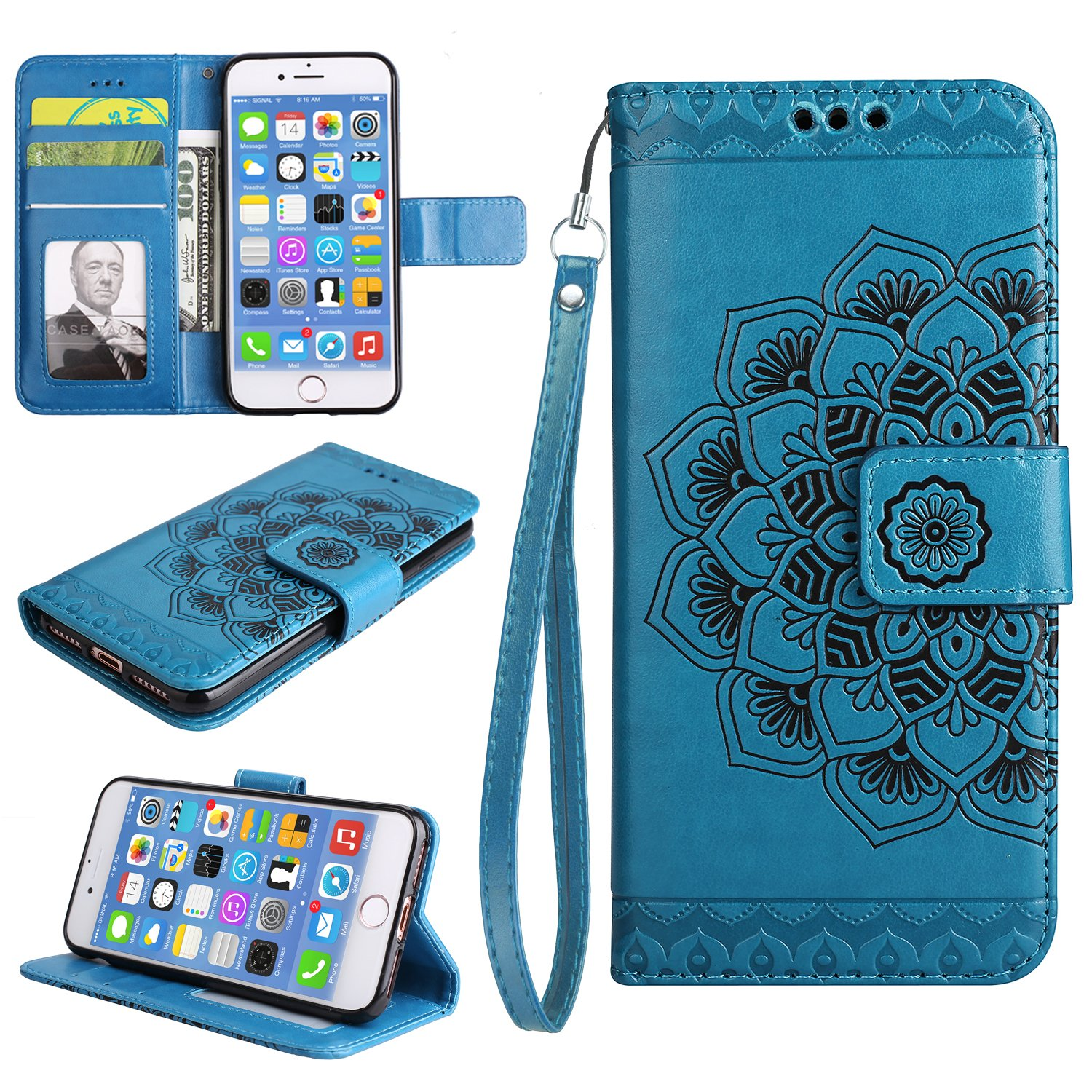 KaseHom Compatible For iPhone 7 4.7