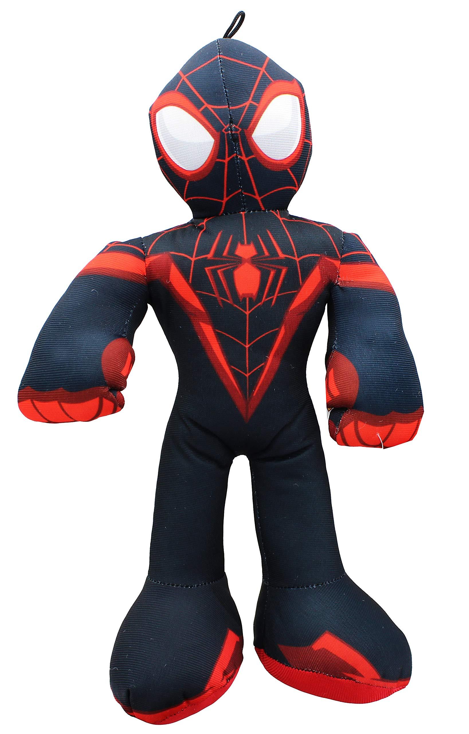 Good Stuff LLC Marvel Spider-Man Miles Morales 14 Inch Plush by Good Stuff LLC