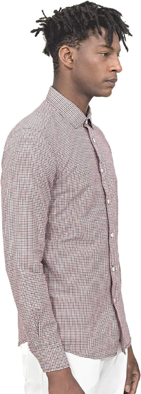 Antony Morato MMSL00520 FA410115 Camisa Hombre: Amazon.es: Ropa y accesorios
